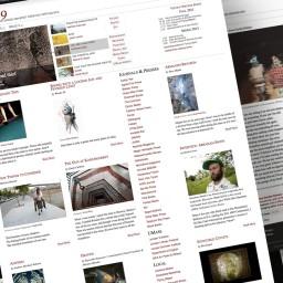 <em>Route 9</em> Literary Magazine